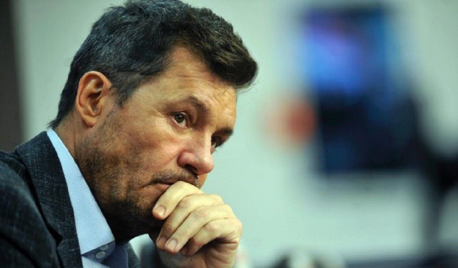 El voto de Marcelo Tinelli en las PASO 2017