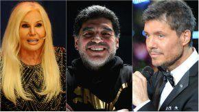 A quién odia más Diego Maradona