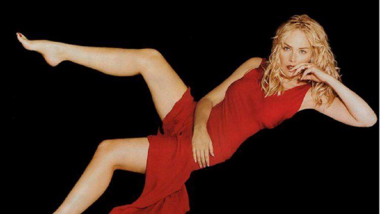 Sharon Stone compartió una escena del casting de Bajos instintos.