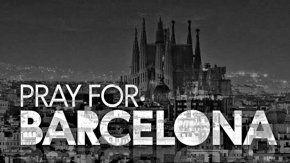 los famosos muestran su apoyo a barcelona tras el atentado