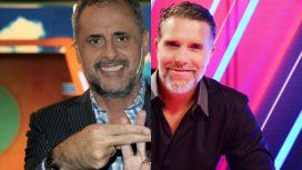 Cruce entre Jorge Rial y Alejandro Fantino