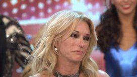 Yanina Latorre se quebró en vivo