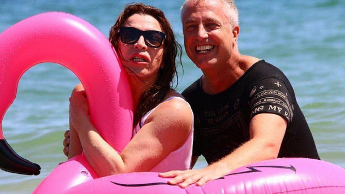 La foto de Lizy Tagliani totalmente desnuda en Ibiza