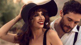 Celeste Cid y Michel Noher: besos y risas en el norte argentino
