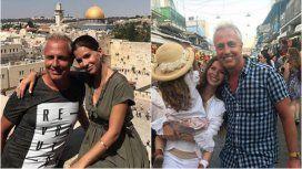 La China Suárez, Rufina y Marley en Israel