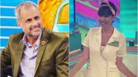 Jorge Rial y Romina Pereiro, juntos y felices