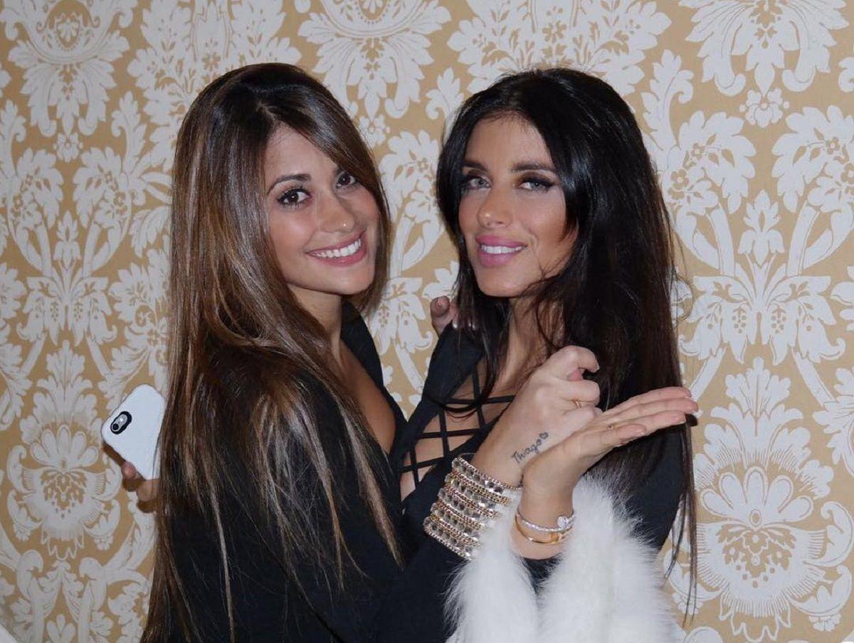 Antonela y Daniella