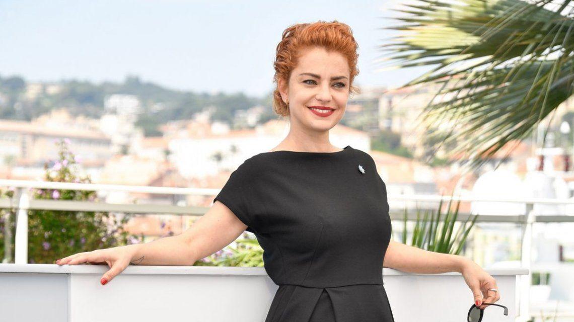 Dolores Fonzi dijo que ir al festival de Cannes le pareció un plomazo