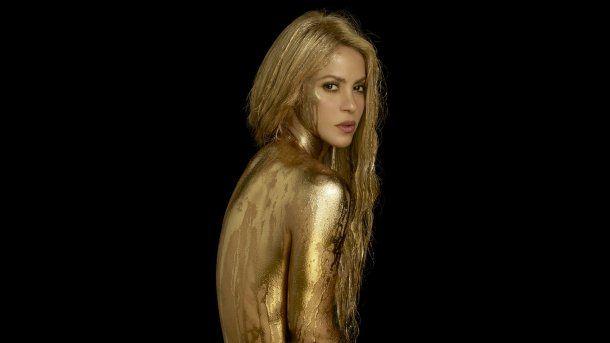 Shakira, muy sexy en las redes