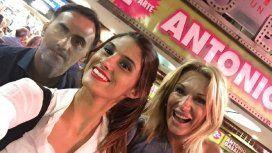 Diego Latorre, Yanina Latorre junto a Lola