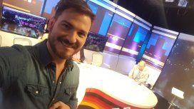 Pablo Costas, el periodista agredido por Natacha Jaitt