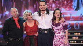Bailando: Muscari y Sancho dependen el voto del público