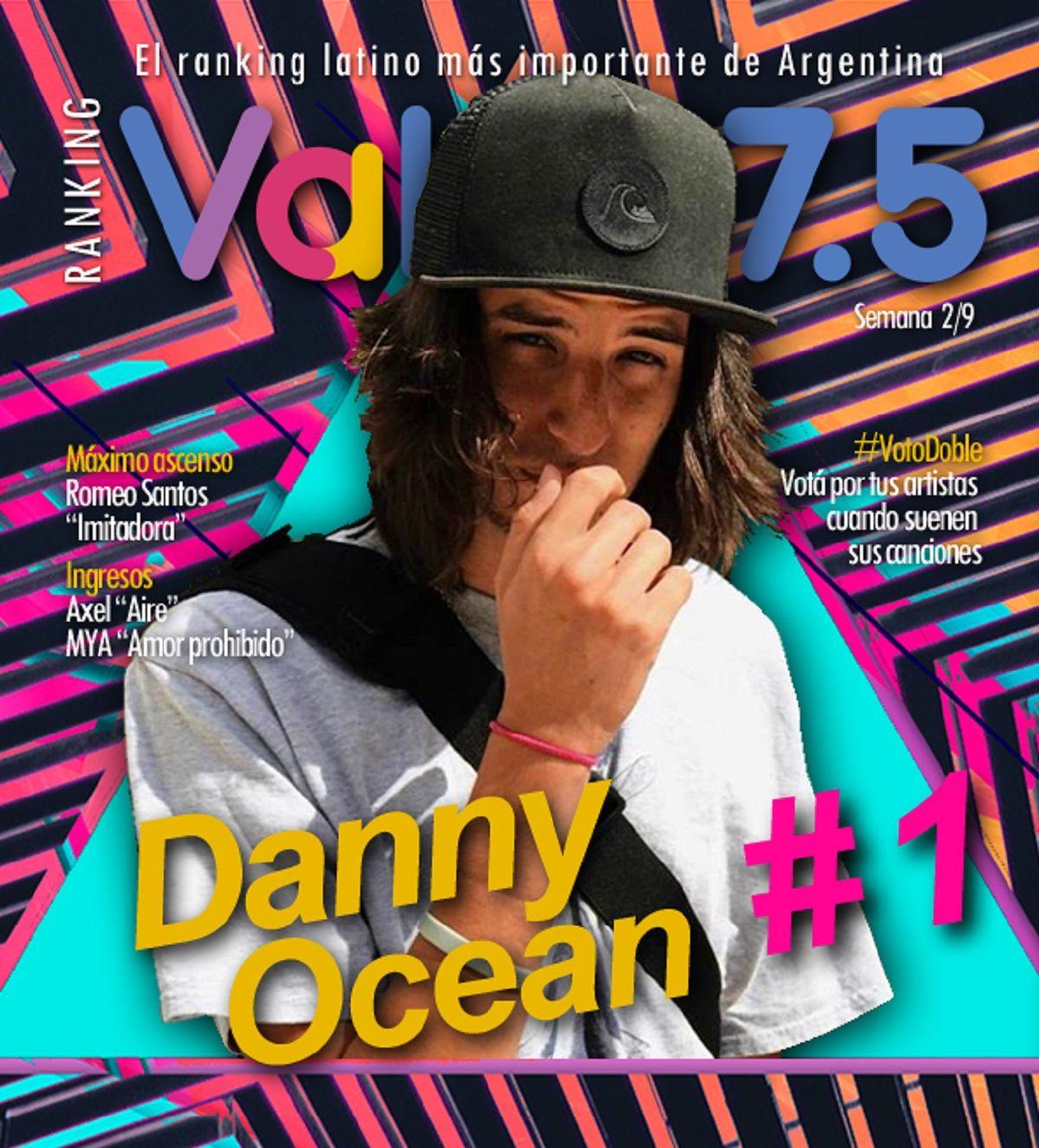 Danny Ocean llegó a lo más alto del Ranking Vale