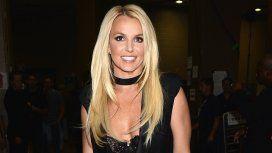 Britney Spears, a cara lavada