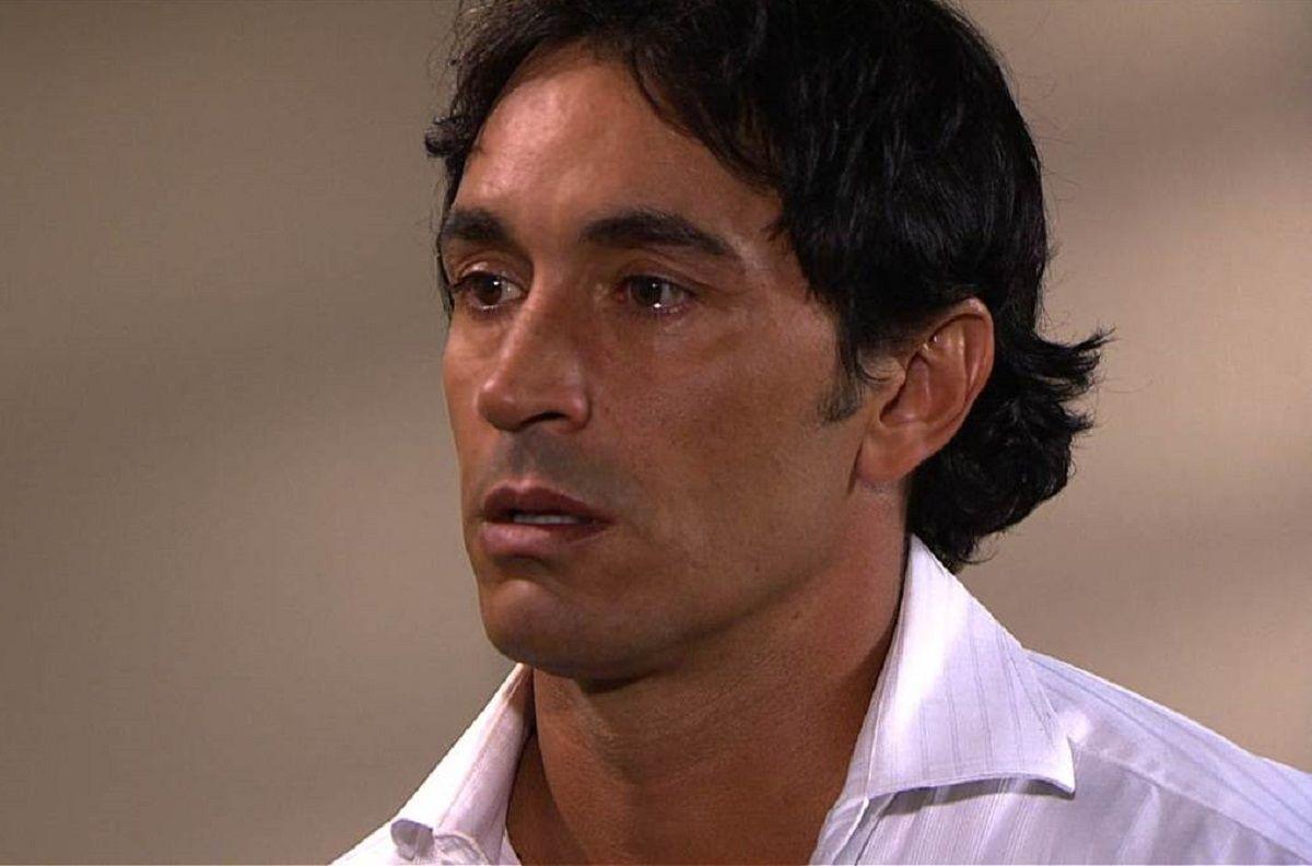 Sebastián Estevanez y una coincidencia entre su nuevo personaje y la vida real