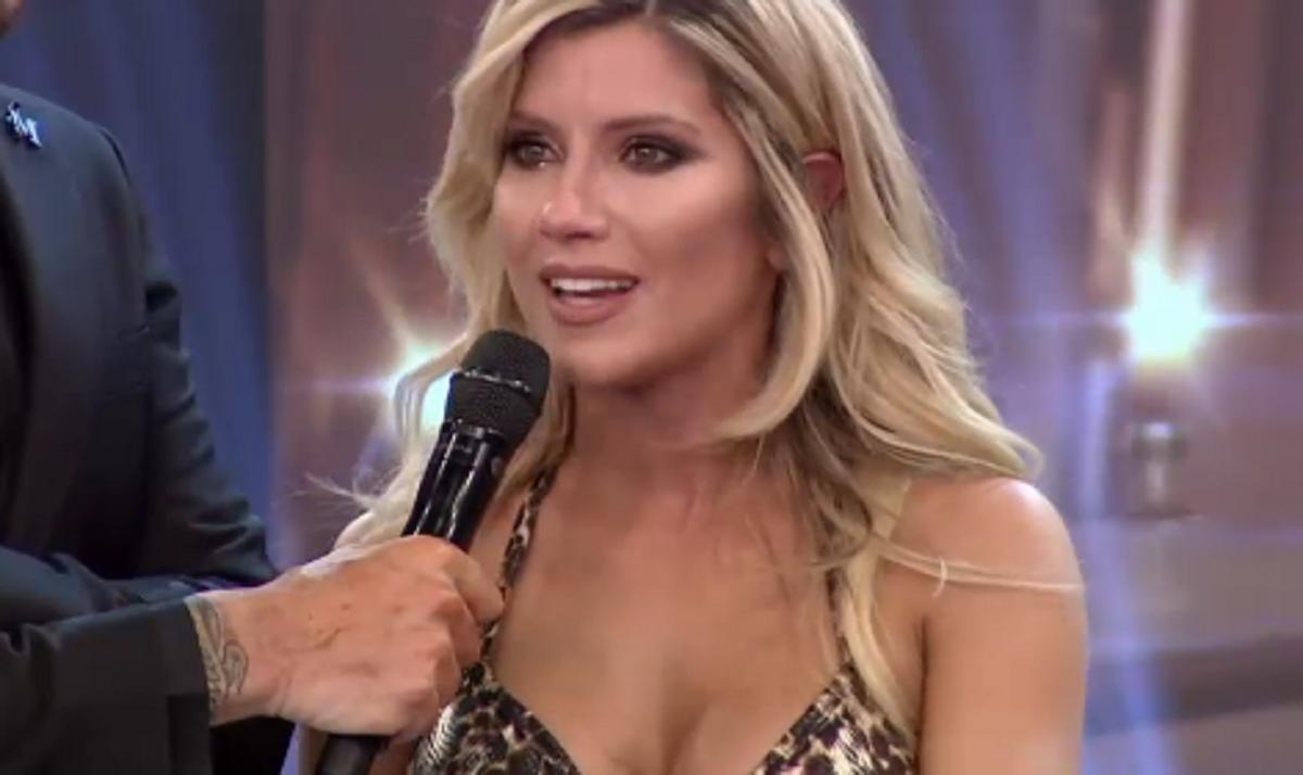 Laura Fernández se largó a llorar por un insólito motivo: No me gusta esto
