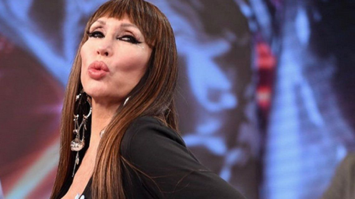 Moria Casán, a fondo contra Yanina Latorre en ShowMatch