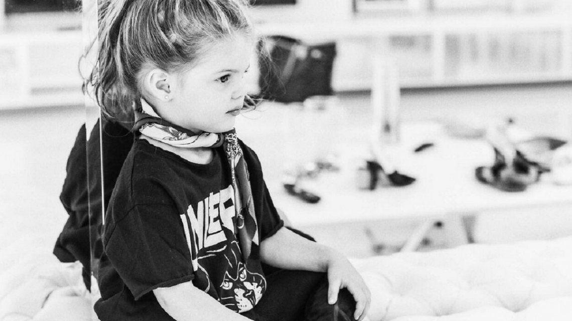 Fran Icardi, una mini modelo: mirá las fotos top de la hija mayor de Wanda e Icardi