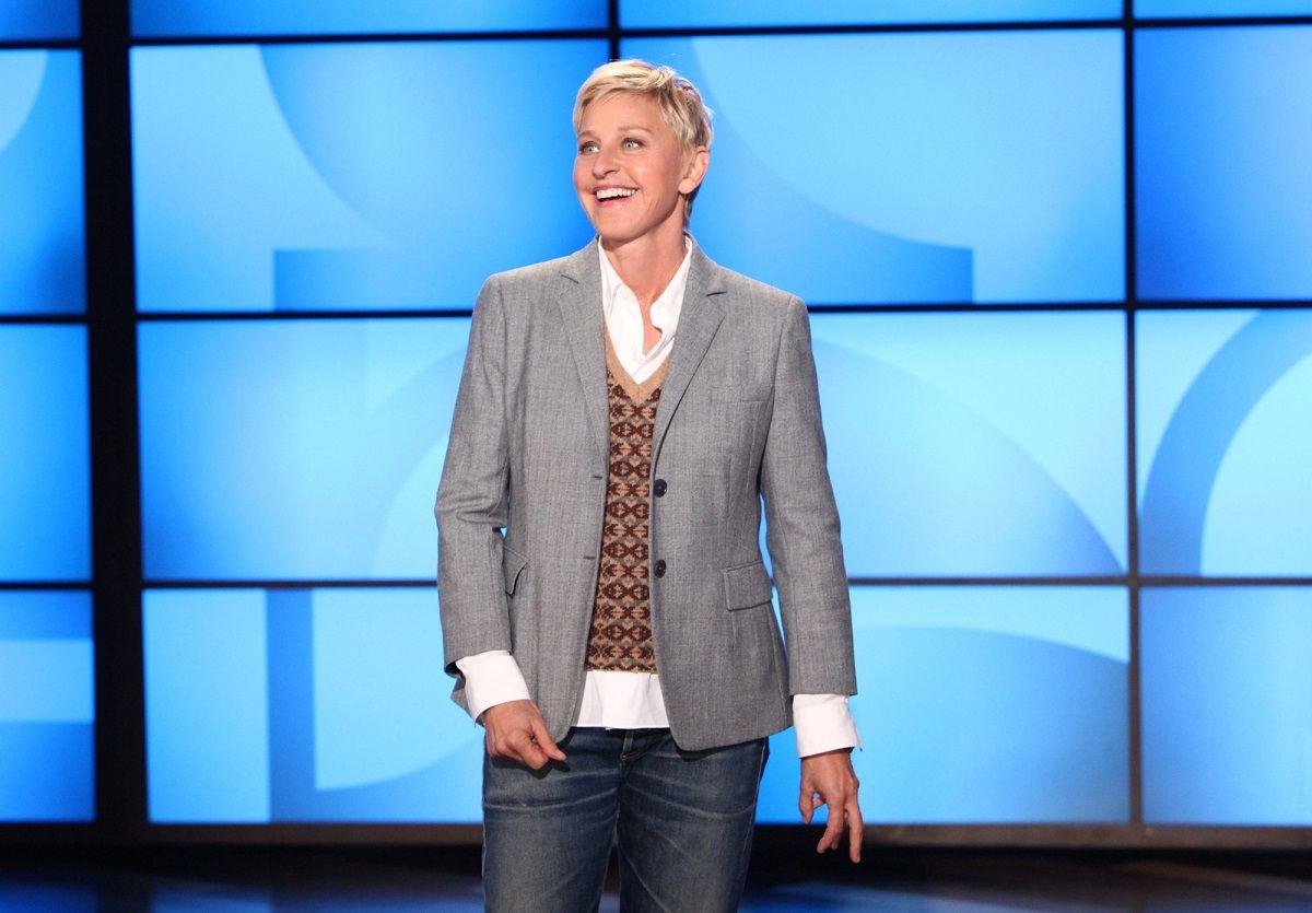 Ellen DeGeneres no podía reconocer a su pareja mujer en su show