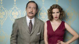 Huberman (Francella) y Mary (Lopilato) en Los que aman odian
