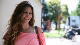 Mónica Ayos compartió un video del momento del terremoto