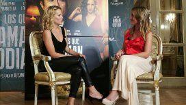 Luisana Lopilato: Me olvidé del desnudo y pude concentrarme en las escenas de sexo