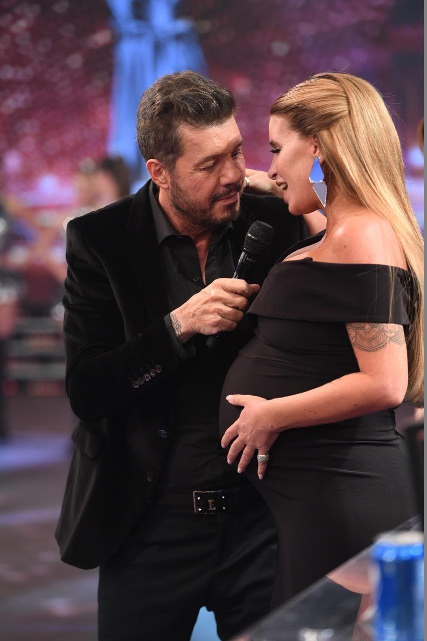 Lo que no se vio del reemplazo de Flor Peña a Pampita en Showmatch