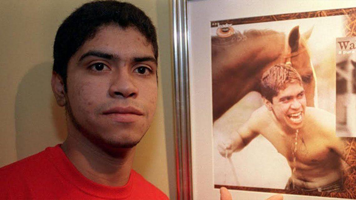 Walter Olmos tenía 20 años cuando se quitó la vida