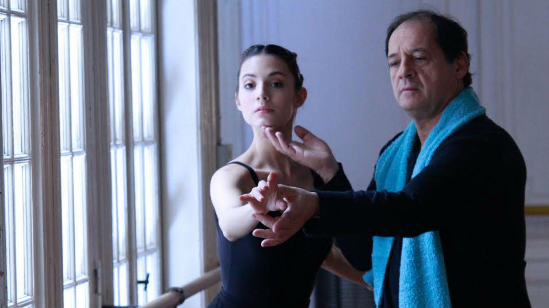 Carla Quevedo y Julio Chávez en El Maestro