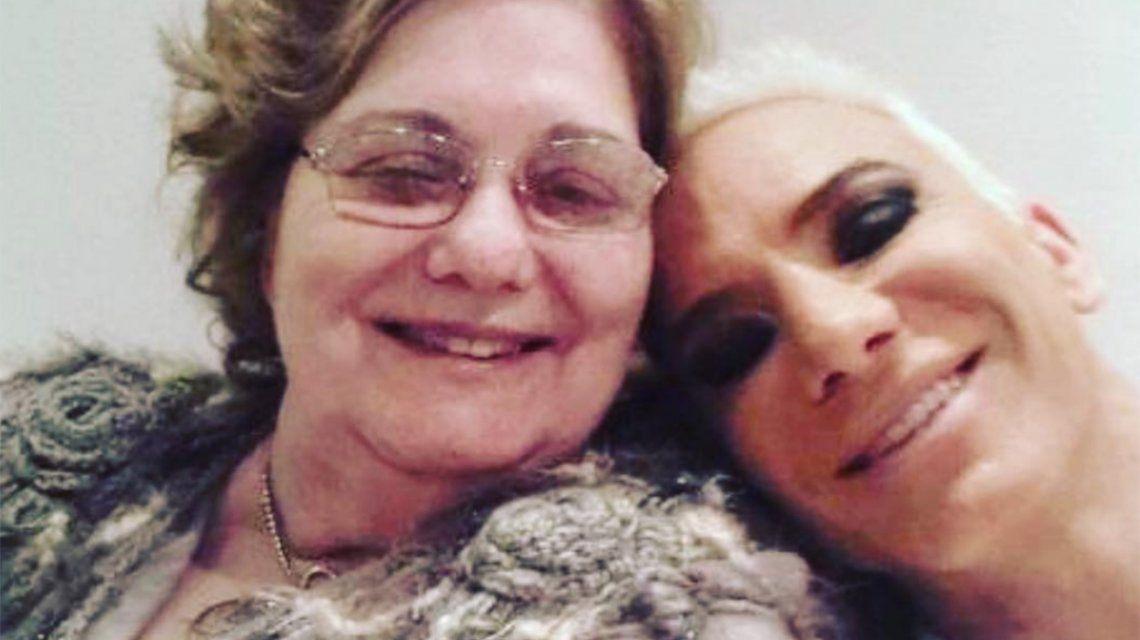 Dolorosa despedida de Flavio Mendoza a su madre