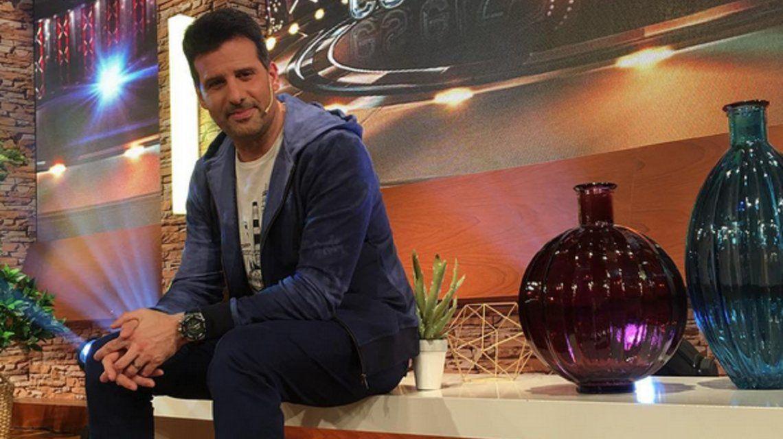 José María Listorti se olvidó el nombre de Sol Pérez