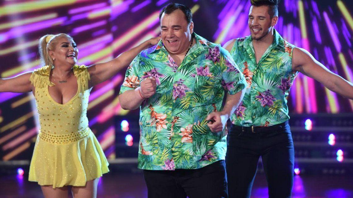 La Tota Santillán bailó el cuarteto y Moria lo liquidó: No te quieren