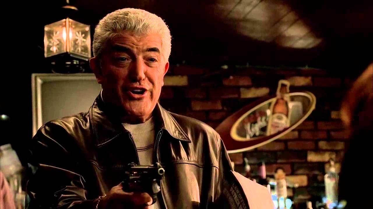 Murió el actor de Los Soprano Frank Vincent