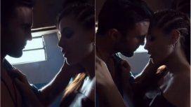 Muy caliente: el video de Poroto Cubero y Barbie Vélez