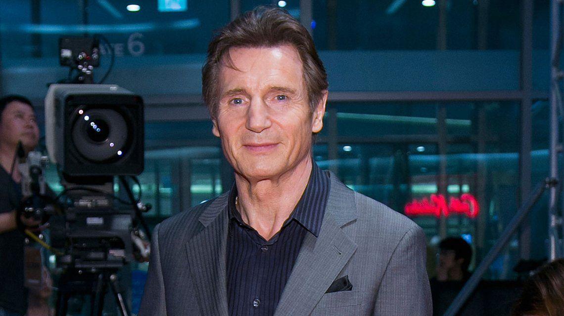 La peor noticia de Liam Neeson hacia sus fans