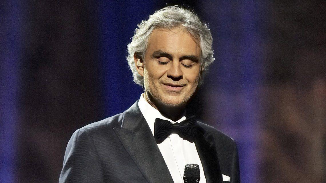 El famoso tenor italiano