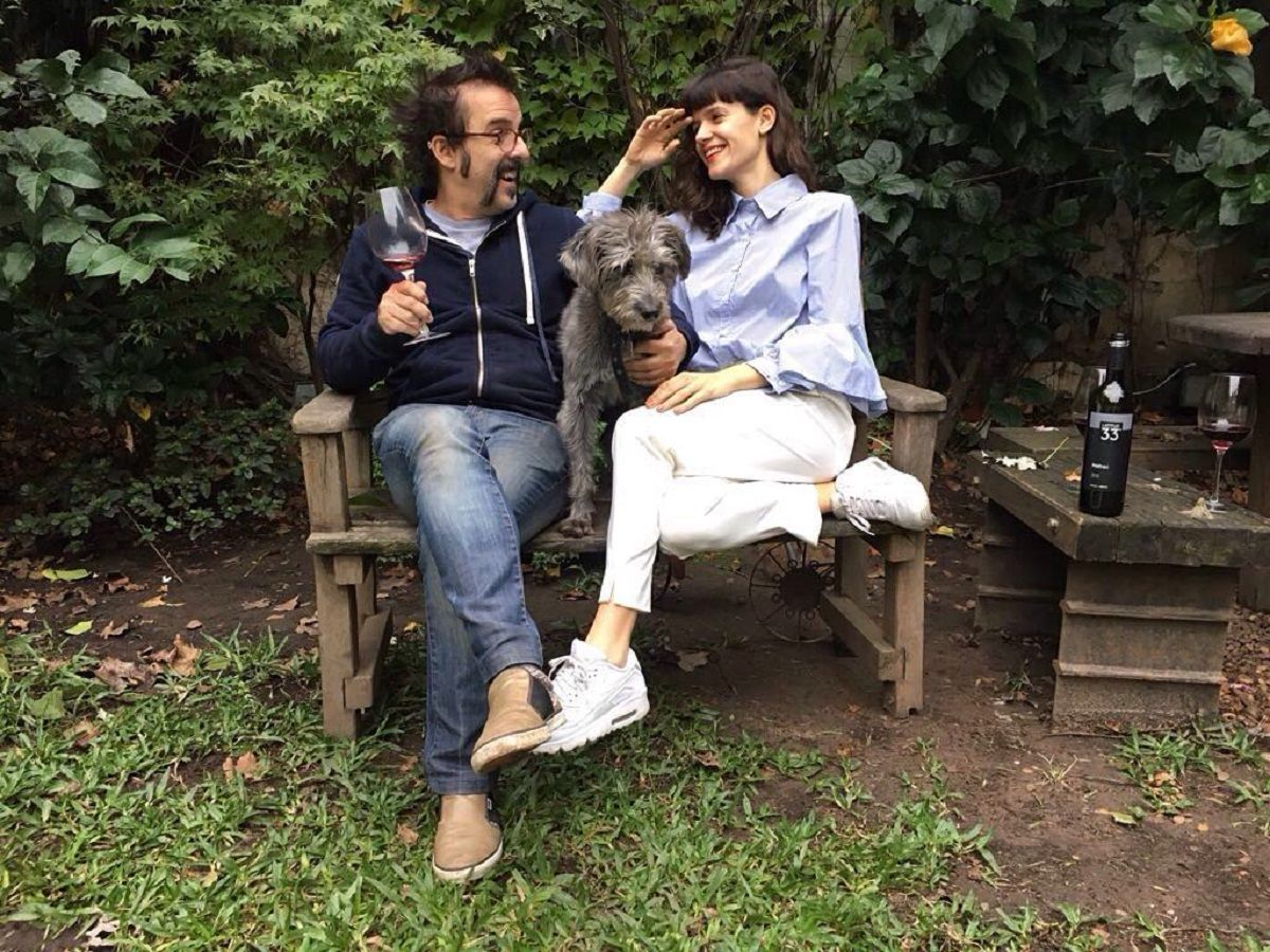 Mex y Violeta Urtizberea