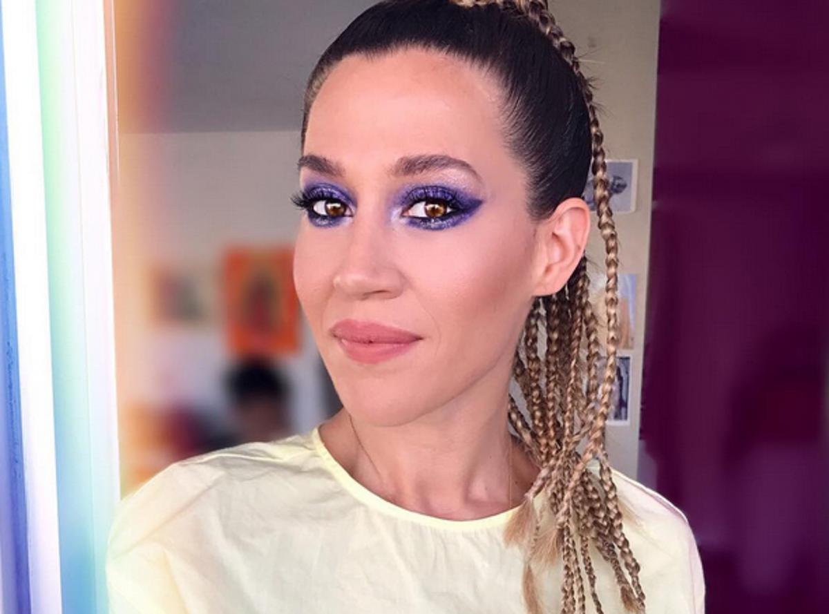 Jimena Barón cantó en vivo y lloró de emoción