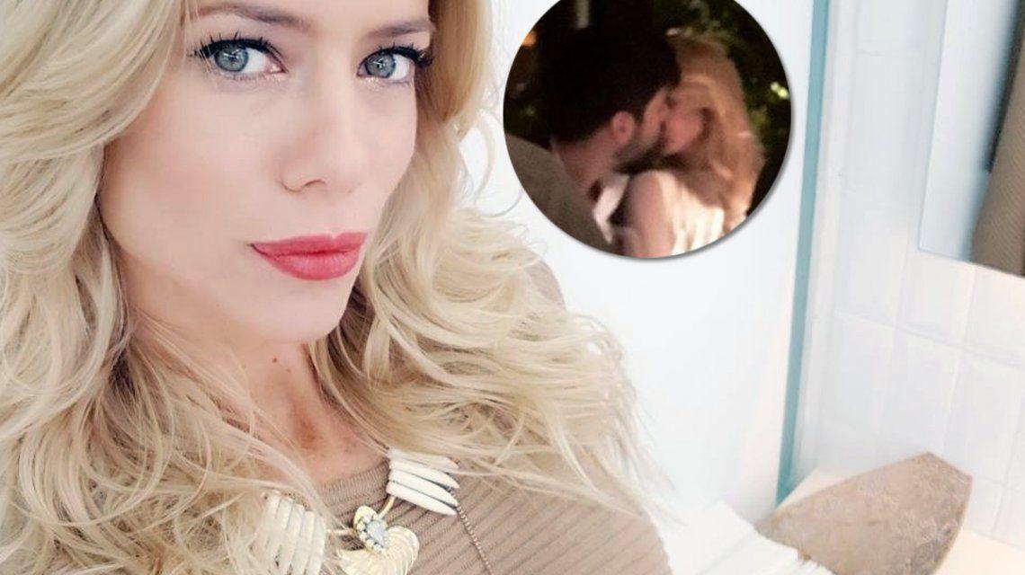 Nicole Neumann sobre los besos con Facundo Moyano