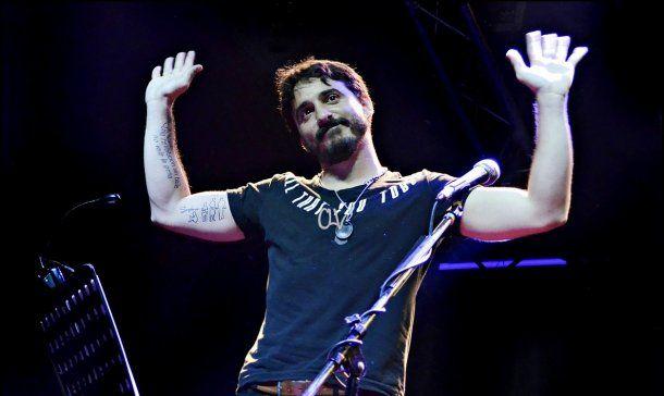 Santiago Aysine, acusado de abusador. Foto: Corriendolavoz.com.ar  <br>