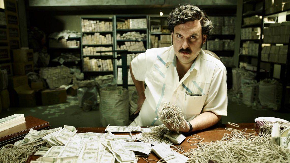 Andrés Parra bajó mucho de peso después de hacer Escobar: el patrón del mal