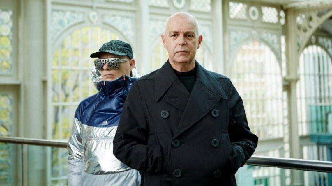 Pet Shop Boys en 2017