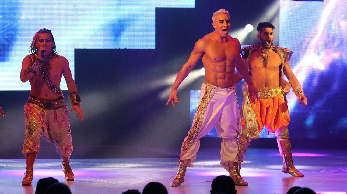Desfiguraron a un bailarín de Flavio Mendoza