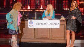 Gasalla deja a Susana Giménez