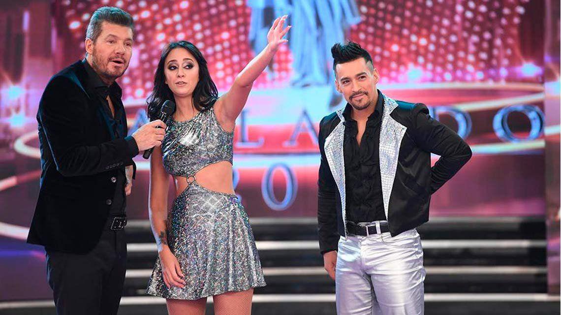 La respuesta de Nai Awada a Tinelli por su salida del Bailando