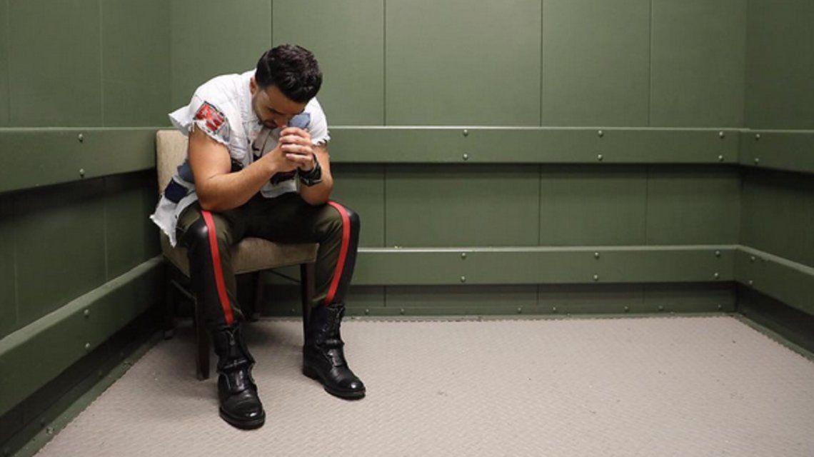 Luis Fonzi se quebró por el desastre en Puerto Rico: Aún no me hablado con mis primos
