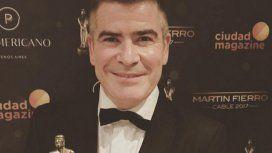Fernando Ramírez, de C5N, ganó el Martín Fierro de Cable en el rubro labor humorística
