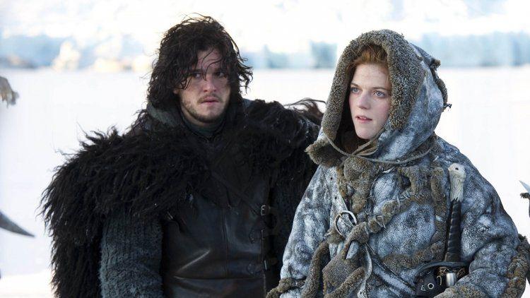 Dos protagonistas de Game of thrones se casan