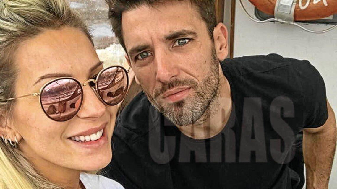 Noelia Marzol presentó a su novio: Somos una pareja con mucha piel
