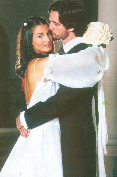 Romina Yan se casó durante su último años como protagonista de Chiquititas<br>